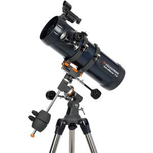 Celestron Teleskop Astromaster 114 EQ Cl 31042