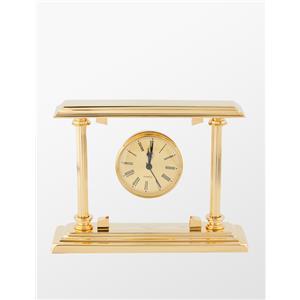 El Casco Saat Büyük Altın M-663L