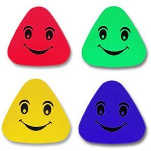 Faber Castell Smile Grip Üçgen Silgi 5130189124
