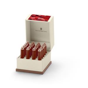 Graf von Faber Castell Kartuş Hint Kırmızısı 20 li 141149