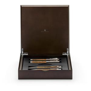 Graf von Faber-Castell Elemento Olive 4lu Set 144030