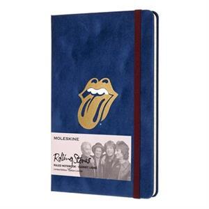 Moleskine Rolling Stones  Defter Çizgili L
