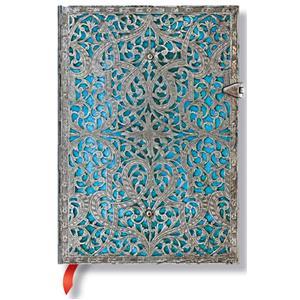 Paperblanks Maya Blue Midi Defter Çizgili 3-2562-7