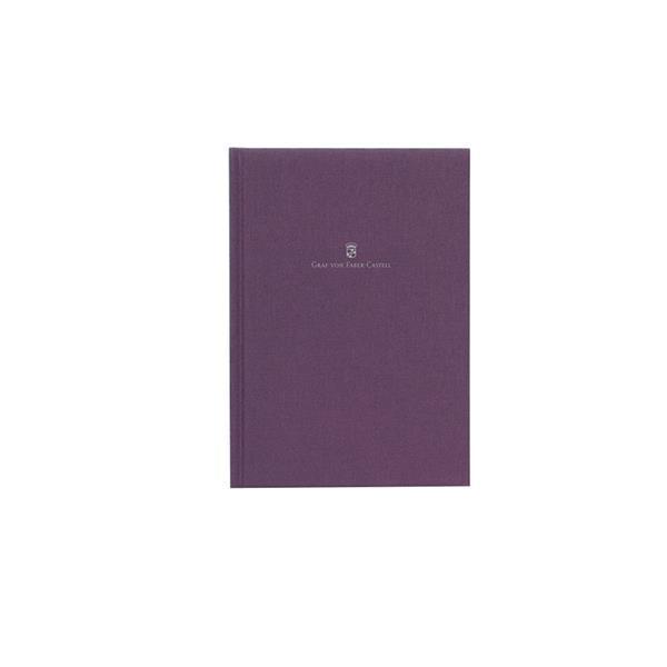 Gvfc Linen-bound Book A5 Violet 188653