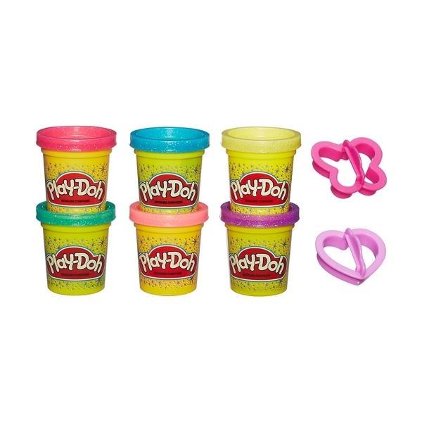Hasbro Play-Doh Disney Princess Isiltili Hamur