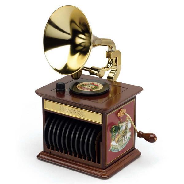 Kakosan Gramophone Müzikli Biblo 23672 Mus23672