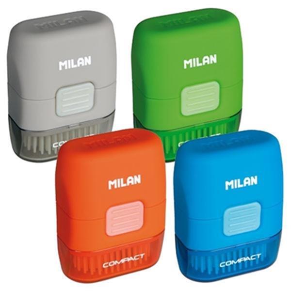 Milan Compact Fırçalı Silgi 4901116