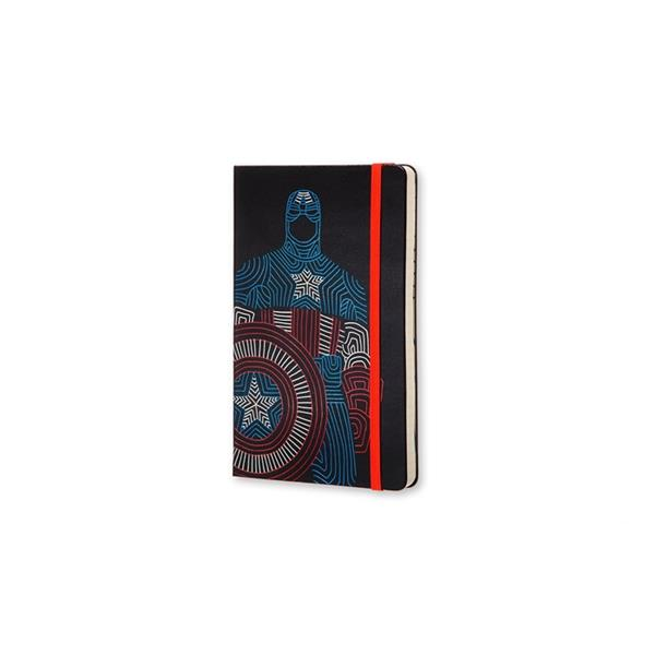 Moleskine The Avengers Limited Defter