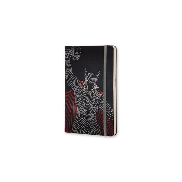 Moleskine The Avengers Limited Edition Defter Thor