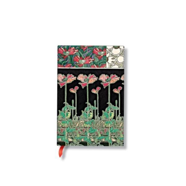 Paperblanks Papaver Mini Çizgili Defter Pb5-2181-0
