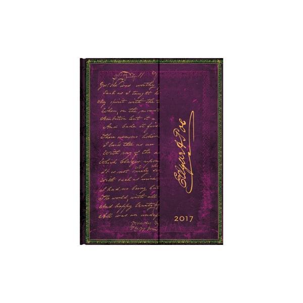 Paperblanks Poe,Tamerlane Ultra Günlük 17-3455-1